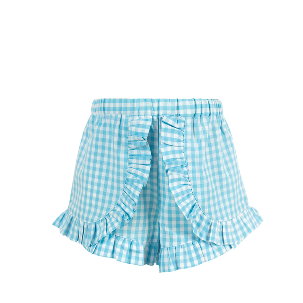 Gabby Shorts - Taffy Gingham