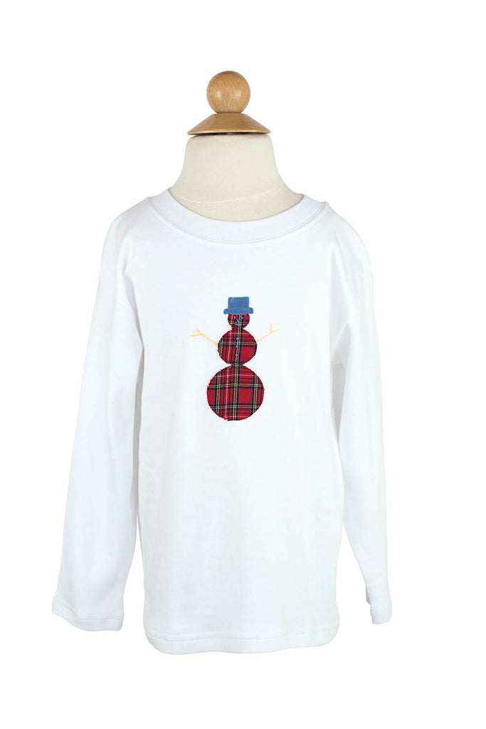 Crew Tea- Boy Snowman- Sample Size 5