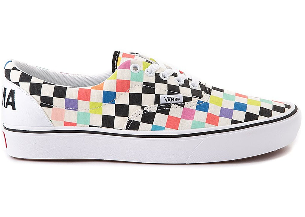 Vans ComfyCush Era MoMA Checkerboard