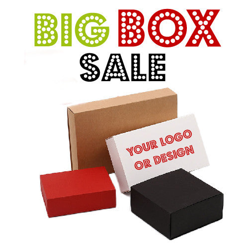 The Big Box Event - Brand your Box
