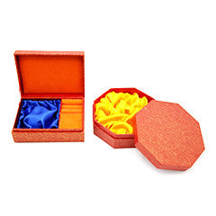 High quality gift box (leather; drawer... act)