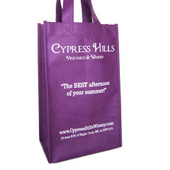 Custom Printed Non-Woven (Retail/Wine)