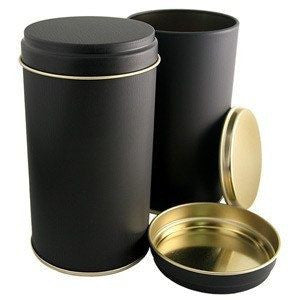 Black Tea Tins