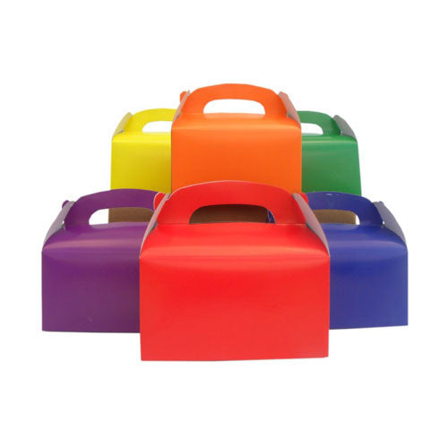 Color Gable Boxes