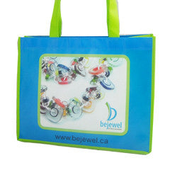 Bejewel Laminated Bag