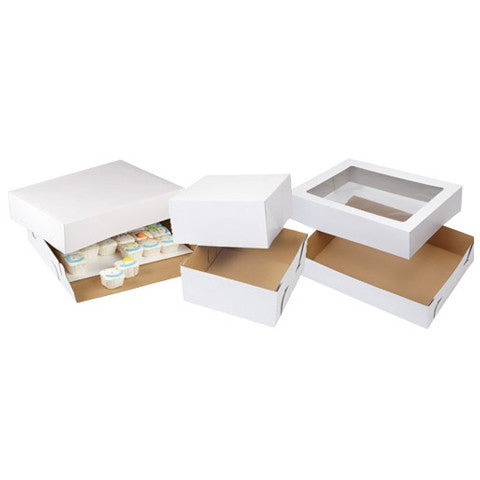 White Confectionery Boxes
