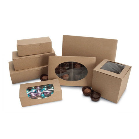 Kraft Confectionery Boxes