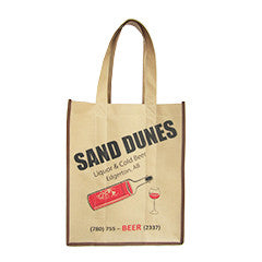 Sand Dune's Custom Wine Bag
