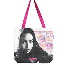 Garage Clothing Bamboo Retail Bag