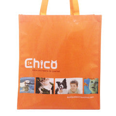 Chico Laminated Bag