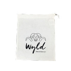 Wyld Custom Printed Bamboo Bag