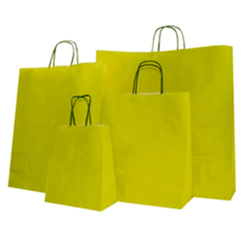 Low Cost Paper Shopping Bags