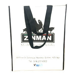 Zinman Laminated Bag