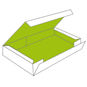 Corrugated Flat Shipping Box