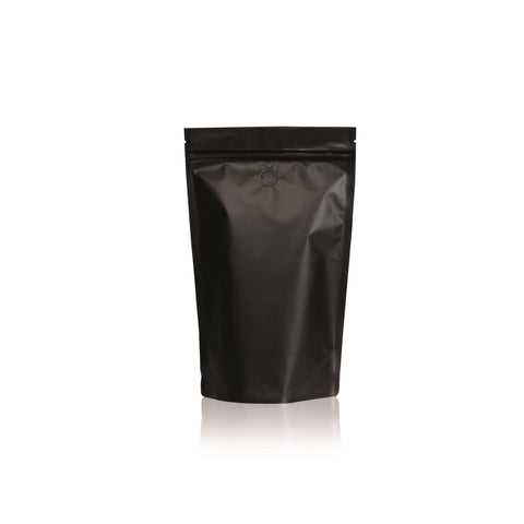 Black Individual Coffee Pouch