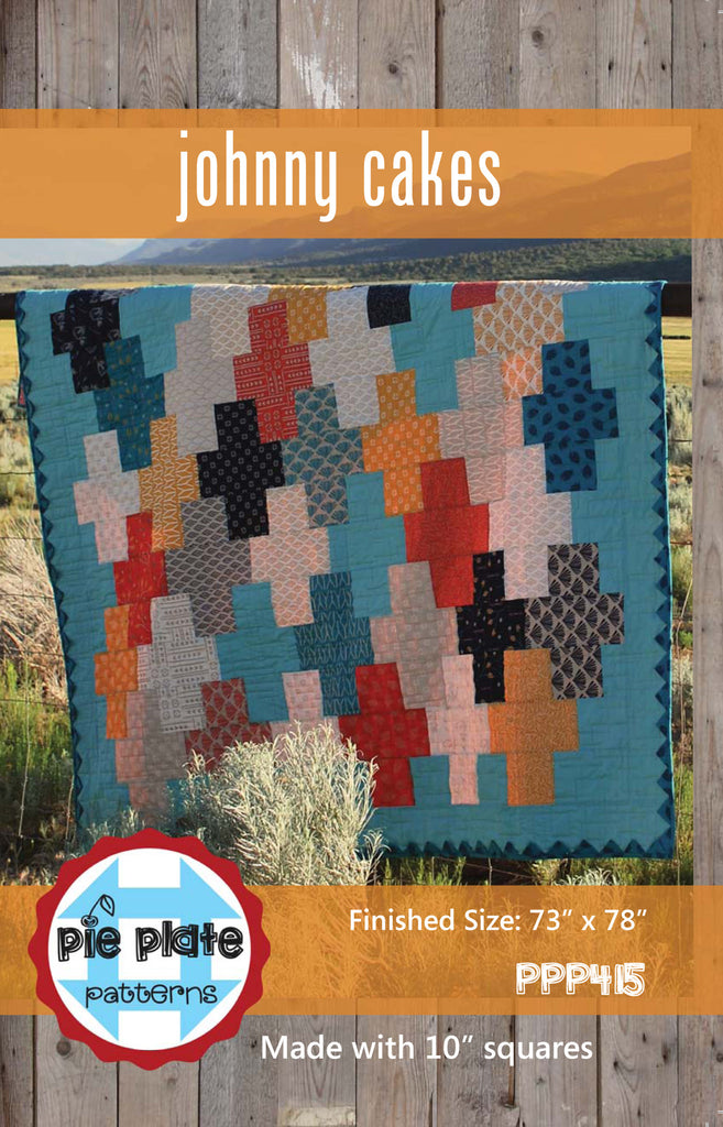 Johnny Cakes Quilt Pattern - Digital Download & Johnny Cakes Quilt Pattern - Digital Download u2013 Pie Plate Patterns