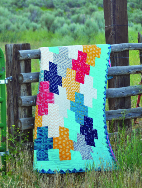 Johnny Cakes Quilt Pattern - Digital Download