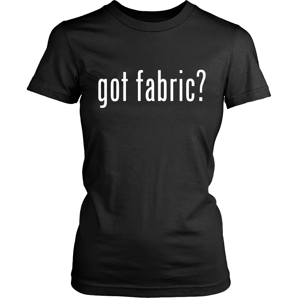 Got Fabric - District Women's Tee