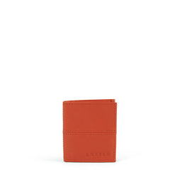 Hugo slimline leather wallet - Koi