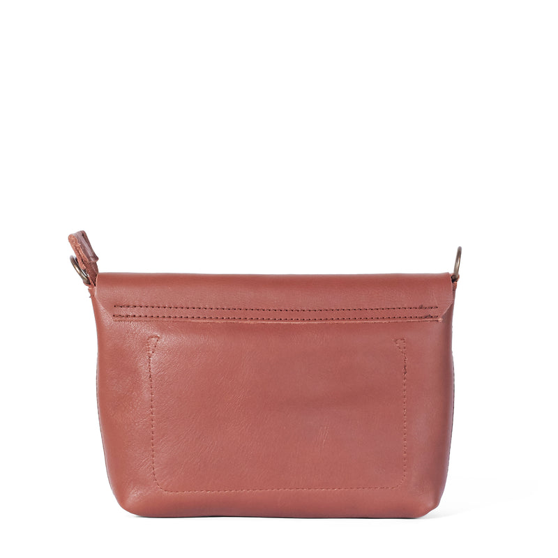 Jeanie leather crossbody - Tan