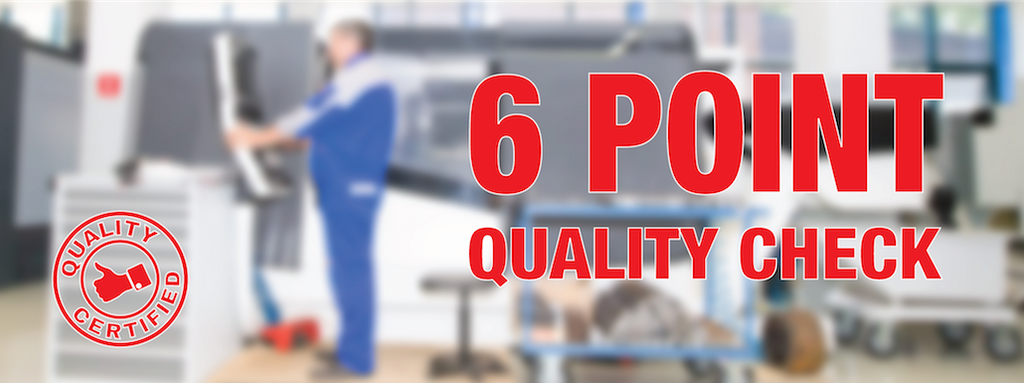 Home and Power Six Point Quality Check
