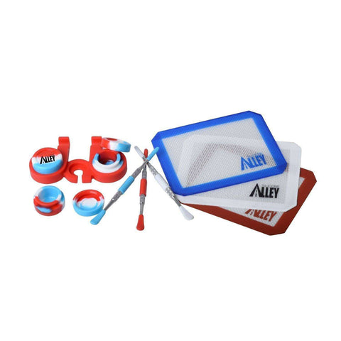Silicone jars, tool, mat kit [product_tag] OG WAREHOUSE - OG WAREHOUSE