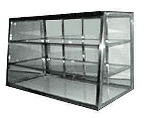 "Countertop Display case 24"" Tall"