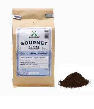 CBD Infused Gourmet Coffee