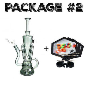 Package #2 - Revenge of the Herbs + Dab Kit