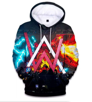 Alan Walker hoodie Color