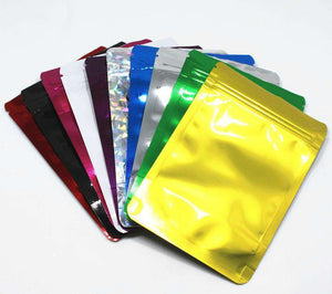 3.35 x 5 Mylar Smell Proof Bags 200 Count