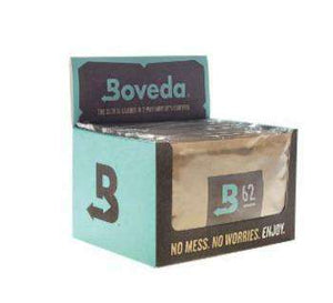 Boveda 62% RH Humidifier/Dehumidifier 60gm 12 pack