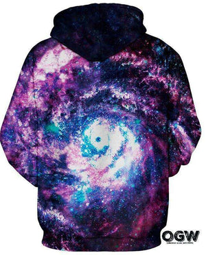 "Galaxy Collection Series Hoodie ""Deep Space"" [product_tag] OG WAREHOUSE - OG WAREHOUSE"
