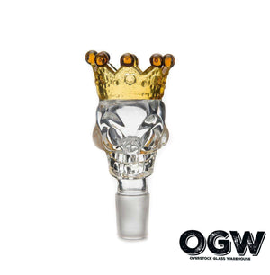 King Skull Bowl [product_tag] OG WAREHOUSE - OG WAREHOUSE