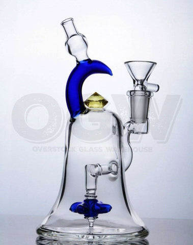 "7"" Desert Jewel Water Pipe"