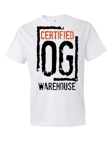 Short sleeve t-shirt  OG WAREHOUSE - OG WAREHOUSE
