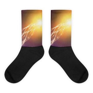 Light Trail Socks