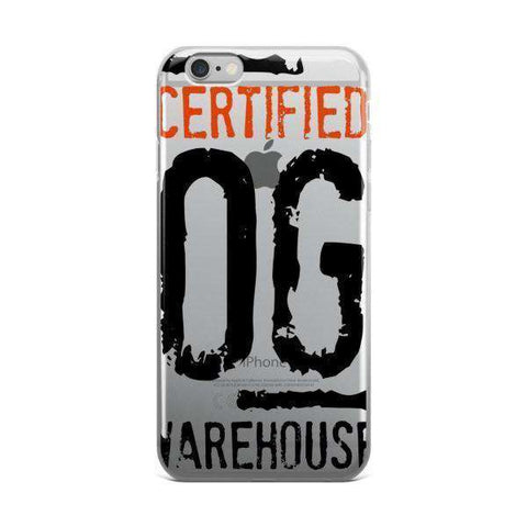 iPhone case [product_tag] OG WAREHOUSE - OG WAREHOUSE