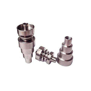 6 in 1 Domeless Titanium Nail