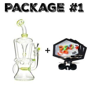Package #1 Anaheim Slime + Dab Kit