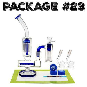 Package #23 - Honeypot Glass + Accessories