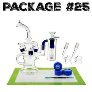 Package #25 - Piston Glass + Accessories