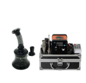 E Nail Package Deal w/ Uv Glass Pipe # 5