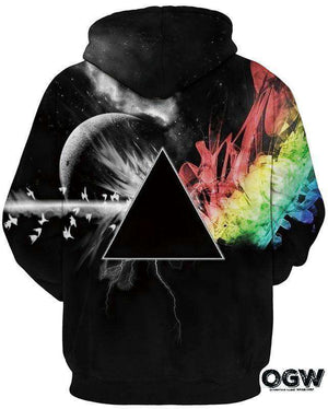Through the Prism Hoodie