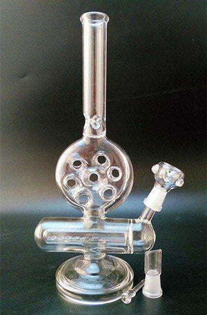 6 Shot Inline Glass Pipe [product_tag] OG WAREHOUSE - OG WAREHOUSE