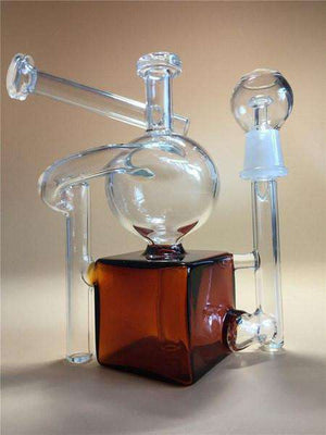 "6"" Modern Glass Pipe [product_tag] OG WAREHOUSE - OG WAREHOUSE"