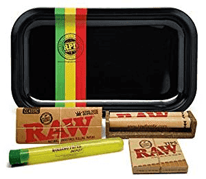 Raw High Roller Package - 5 items