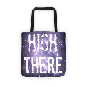 HIGH THERE tote BAG [product_tag] OG WAREHOUSE - OG WAREHOUSE