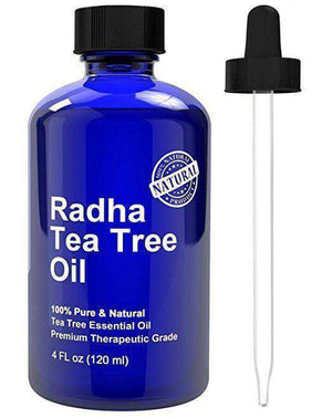 Tea Tree Oil Extract Solution