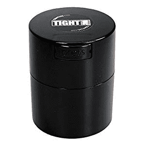 TightVac 1 1/2 oz - 3 ounce Airtight Storage Stash Can Smell Proof
